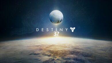 ¿Qué pasa con Destiny 3 ahora? Eso dice Bungie