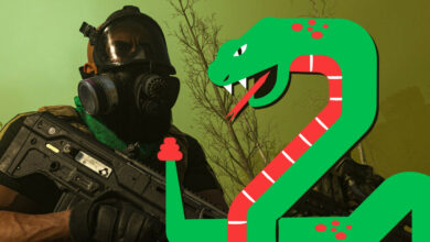 Absurdo error de serpiente en CoD Warzone le da una ventaja descarada