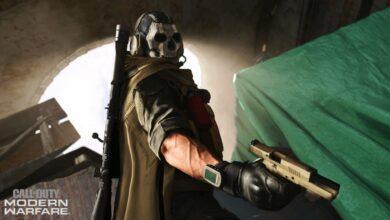 CoD MW: el jugador roba una muerte segura, se castiga a sí mismo como un samurai