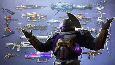 Photo of Cuidado: Quest in Destiny 2 regala armas raras que pronto desaparecerán