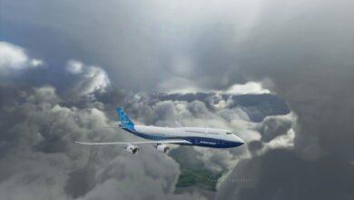 Photo of Las capturas de pantalla de Microsoft Flight Simulator Alpha muestran un clima impresionante y más