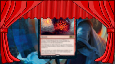 Photo of Magic the Gathering: tarjeta de vista previa exclusiva para el set principal 2021
