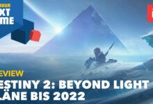 Destiny 2 muestra Beyond Light y planea hasta 2022: dura años