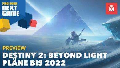 Photo of Destiny 2 muestra Beyond Light y planea hasta 2022: dura años