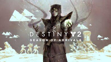 Destiny 2 finalmente presenta la temporada de llegada: la temporada 11 ofrece que