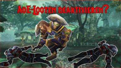 WoW: en Shadowlands puedes volver a dificultar el saqueo