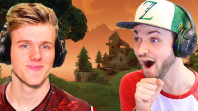 Fortnite: YouTubers Lachlan y Ali-A califican las 12 temporadas