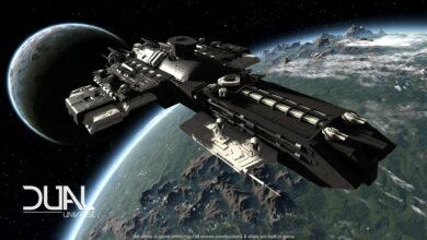 MMO Dual Universe muestra impresionantes batallas en el espacio, con poder