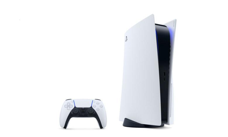 ¿Puedes bajar la PS5 o siempre parece una torre?
