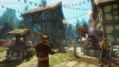 Photo of En el MMO New World, los propietarios tienen que luchar por su libertad