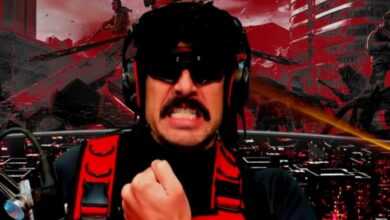 "Photo of PewDiePie analiza el hechizo Twitch del Dr. Disrespect: ""Oh, Dios, eso duele"""