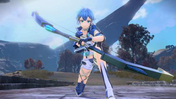Sword Art Online Alicization Lycoris (4)