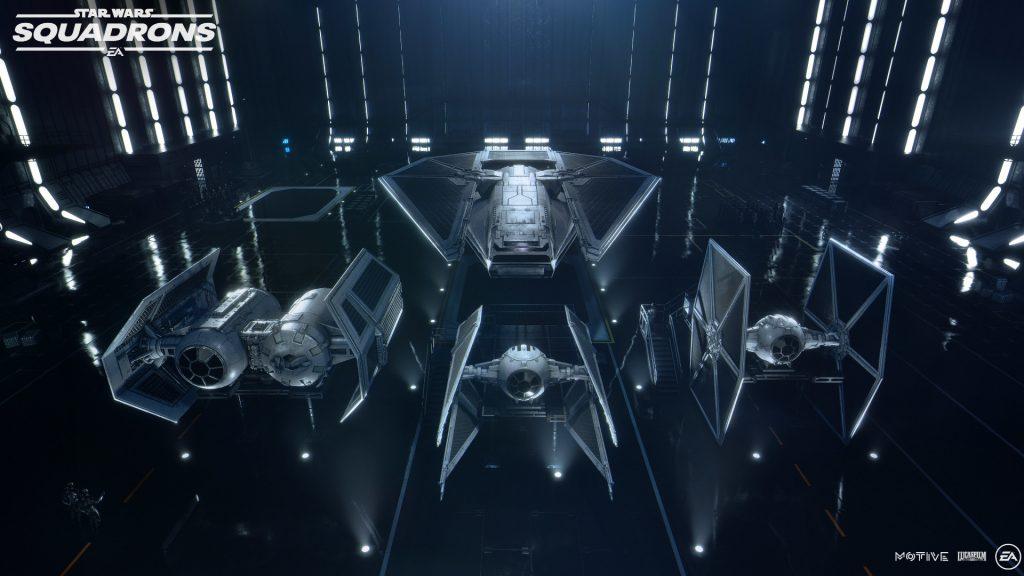 2 características que te encantarán de Star Wars: Squadrons