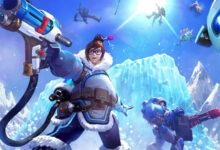 Mei Overwatch se convierte en un tanque, pero no en tu propio juego