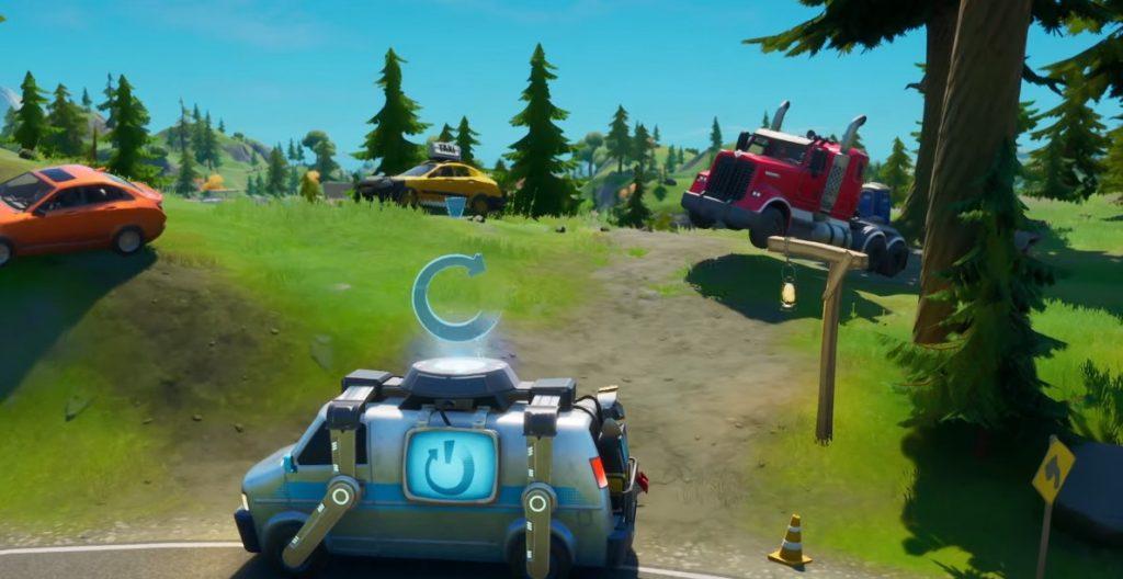 Fortnite Season 3 Capítulo 2 Battle Pass Cars