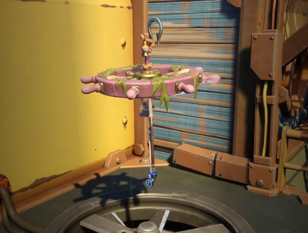Fortnite Season 3 Chapter 2 Battle Pass Pantalla de diseño