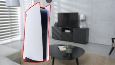 ¿La PS55 cabe en tu sala de estar? Puedes intentarlo así de fácil