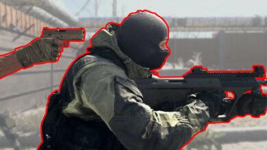 "Photo of CoD MW cambia las armas a ""One in the Run"" – solo pistolas"