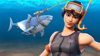 5 cosas que debes saber sobre los nuevos tiburones en Fortnite