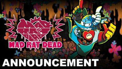 Photo of Mad Rat Dead de Yomawari Developer anunciado para PS4 y Nintendo Switch
