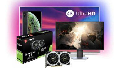 Monitor de juegos, televisor 4K de Philips, GTX 1660 y más reducido en Cyberport