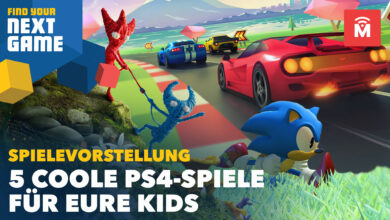5 juegos de PS4 que a mis hijos les encanta jugar ahora
