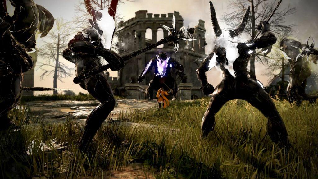 Shadow Arena captura de pantalla Monster PvE