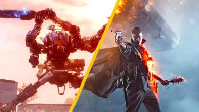 Titanfall 2 llega a Steam y se venga tarde en Battlefield
