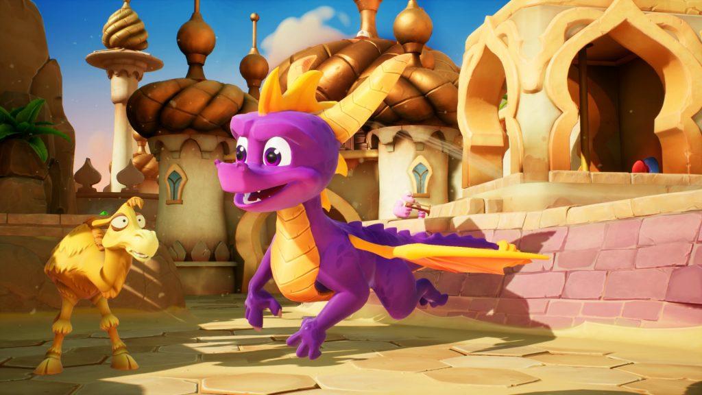 Trilogía Spyro Reignited