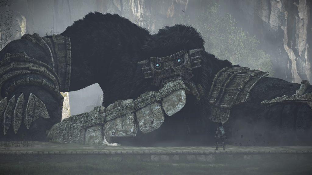 Sombra del coloso