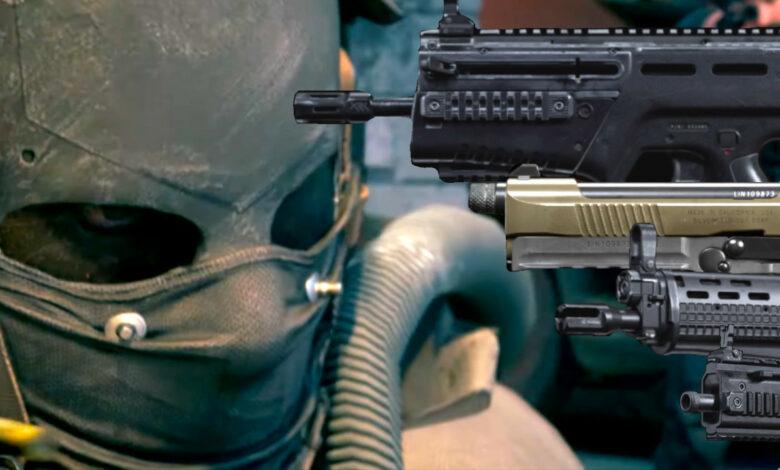 CoD MW y Warzone: desbloquea las 12 armas que no puedes obtener a través de las actualizaciones de nivel
