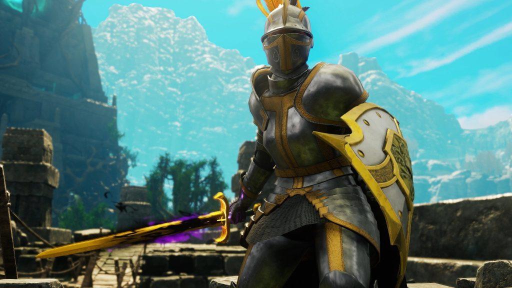 espada del nuevo mundo 2