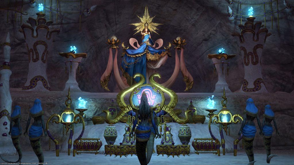 final fantasy xiv ananta lakshmi