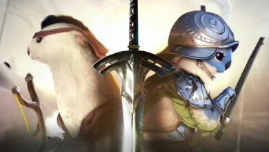 Photo of En el MMORPG Black Desert vas a la guerra con nutrias esponjosas