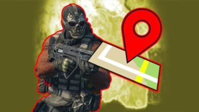 Photo of CoD Warzone: el mapa muestra los lugares importantes de la temporada 4 de un vistazo