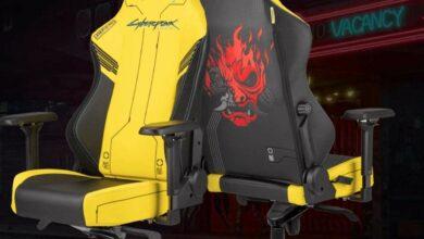 Photo of Esa silla de juego Secret Cyberpunk 2077 Secretlab ahora se puede pedir; Cantidades limitadas disponibles