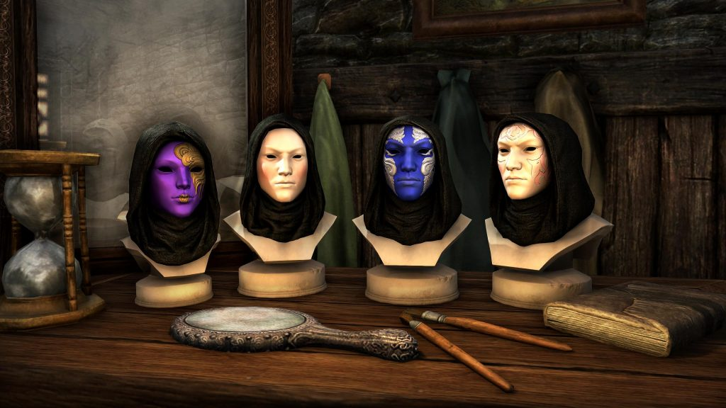 ESO Mansion of the Masks House of Reverie
