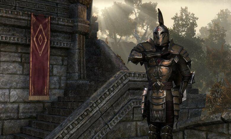 MMORPG ESO lanza Twitch streamer por doxing
