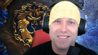 Blizzard elimina 2 NPC de un streamer de WoW - Inmediatamente después de ser acusado