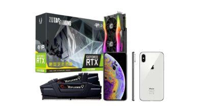 Photo of Galaxus ofrece: GeForce RTX 2080 Super al mejor precio actual