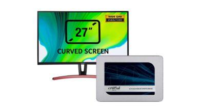 Photo of Amazon ofrece: SSD Crucial y monitor de juegos Acer al mejor precio
