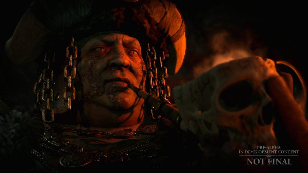 Diablo 4 cutcene 1