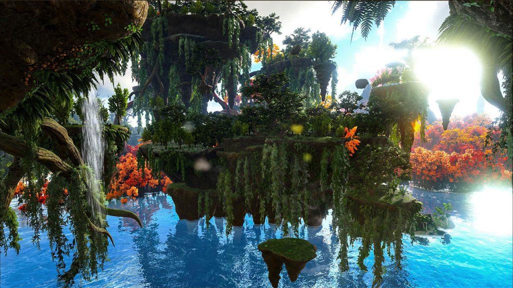 ARC Crystal Isles