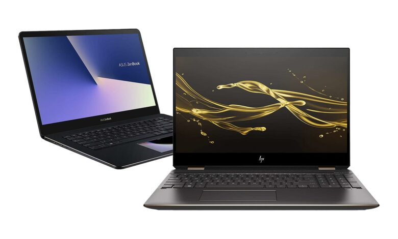 Amazon ofrece: HP Spectre y otros portátiles al mejor precio