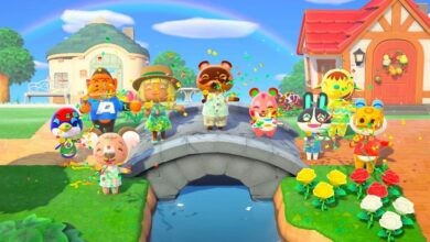 Photo of Animal Crossing New Horizons: Cómo conseguir copos de nieve y copos de nieve grandes