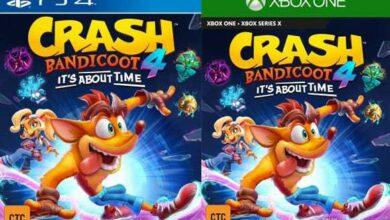 Photo of Anuncio de Crash Bandicoot 4 probablemente burlado por cuenta oficial de Twitter