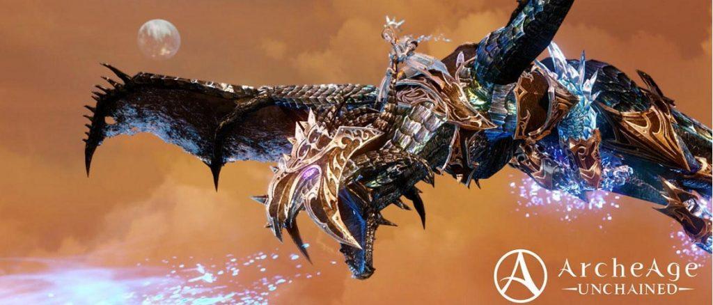 ArcheAge dragon