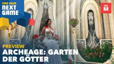 ArcheAge trae la expansión del Jardín de los Dioses, eso los cambia