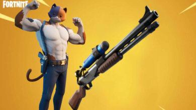 Así que todavía usas la nueva y divertida pistola de bomba en Fortnite correctamente