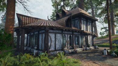 Ashes of Creation finalmente muestra cómo funciona la vivienda en el MMORPG